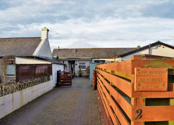 Thumbnail 2 bed cottage for sale in 2 Newdyke Cottages, Stapleton Road, Annan, Dumfries & Galloway