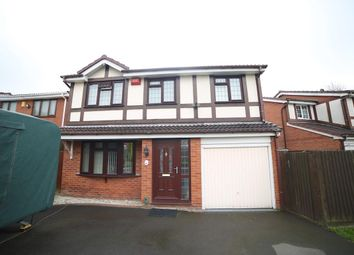 Thumbnail 5 bedroom detached house for sale in Ravenhill Drive, Ketley Bank, Telford