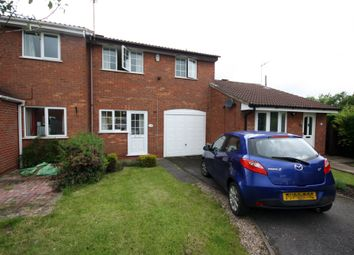 Thumbnail 2 bed town house to rent in The Poppins, Anstey Heights, Leicester
