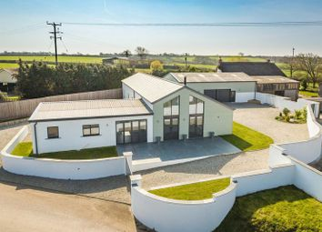 Thumbnail 4 bed detached house for sale in Hollocombe, Chulmleigh