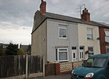 Thumbnail 2 bedroom end terrace house for sale in York Avenue, Jacksdale