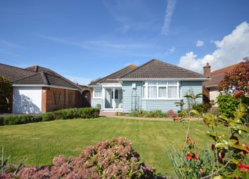 Thumbnail 3 bed detached bungalow for sale in Sea Road, Barton On Sea, New Milton