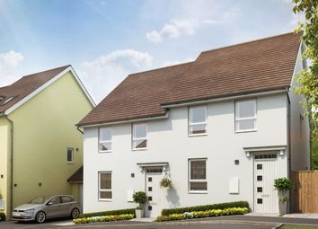 """Thumbnail 3 bed semi-detached house for sale in """"Finchley"""" at Tiverton Road, Cullompton"""