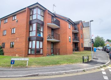 Thumbnail 2 bed flat for sale in Wentworth Drive, Broadstone