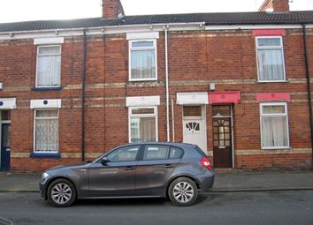 2 bed terraced house to rent in Marshall Street, Newland Avenue HU5