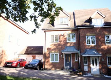 Thumbnail 4 bed link-detached house to rent in Coleridge Drive, Whiteley, Fareham