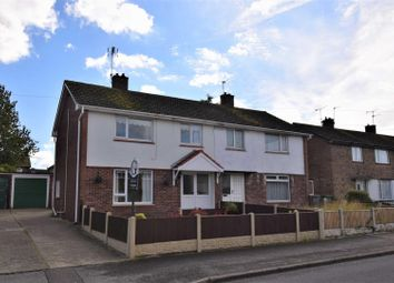 Thumbnail 3 bedroom semi-detached house for sale in Chestnut Drive, Ollerton, Newark