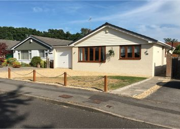 3 bed detached bungalow for sale in Okeford Road, Broadstone BH18