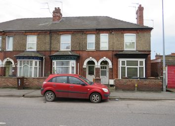 Thumbnail 3 bedroom terraced house for sale in Monks Road, Lincoln