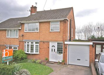 Thumbnail 3 bedroom semi-detached house for sale in Riddings Close, Ketley, Telford