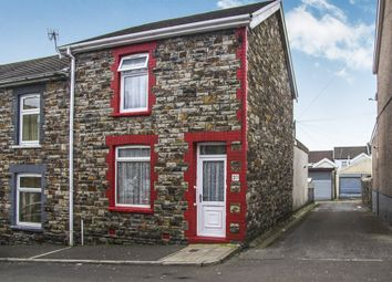 Thumbnail 2 bed end terrace house for sale in Council Street, Penydarren, Merthyr Tydfil