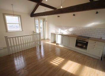 Thumbnail 1 bed flat to rent in George Street, Todmorden