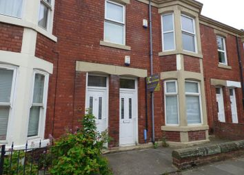 Thumbnail 2 bed flat for sale in Balmoral Terrace, Heaton, Newcastle Upon Tyne