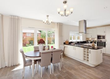 Thumbnail 5 bed detached house for sale in Kings Hundred, Queens Road, Bisley