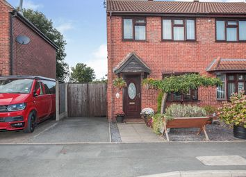 Thumbnail 3 bed semi-detached house for sale in Brook Street, Bedworth, Warwickshire