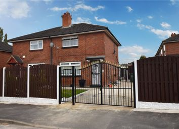 Thumbnail 2 bedroom semi-detached house for sale in Cardinal Avenue, Leeds, West Yorkshire