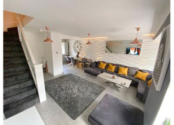 Thumbnail 4 bed town house for sale in Grangemoor Court, Cardiff Bay