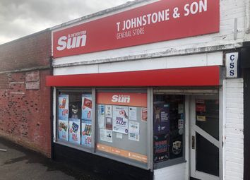 Thumbnail Retail premises for sale in Muirkirk, Ayrshire