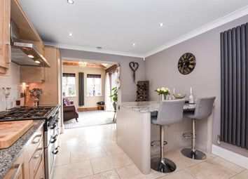 Thumbnail 4 bed detached house for sale in Archibald Close, Pocklington, York