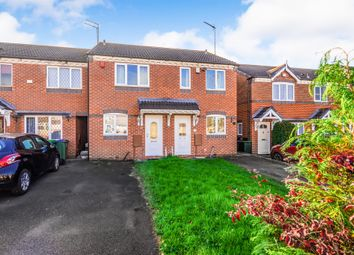 Thumbnail 2 bed terraced house for sale in Biddlestone Grove, Walsall