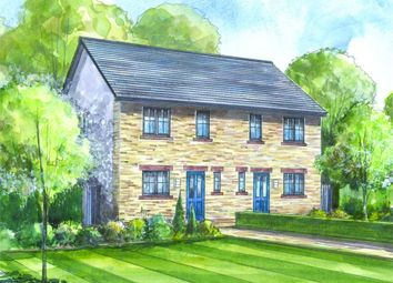 Thumbnail 3 bed semi-detached house for sale in The Petterill, St Cuthberts, Wigton, Cumbria