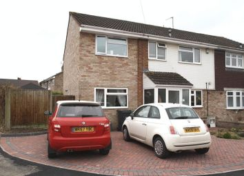 Thumbnail 4 bed semi-detached house for sale in Selden Road, Stockwood, Bristol