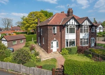 Thumbnail 5 bed semi-detached house for sale in Primley Park Road, Leeds, West Yorkshire