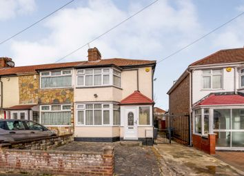 Thumbnail 2 bed semi-detached house for sale in Oaklands Avenue, London