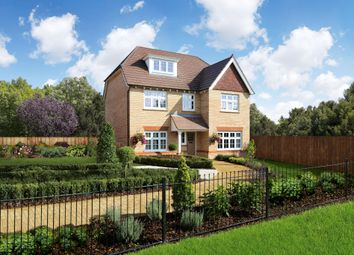 Thumbnail 5 bed detached house for sale in Nine Mile Ride Extension, Arborfield, Reading