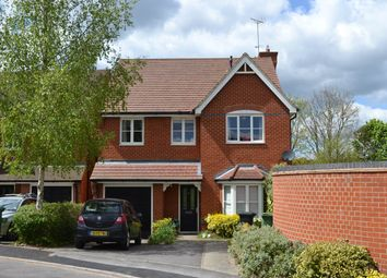 Thumbnail 4 bed detached house to rent in Hermitage Green, Hermitage, Berkshire