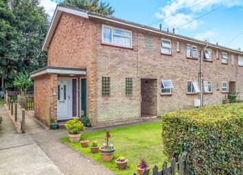 Thumbnail 2 bed flat for sale in Wade Close, Aylsham, Norwich