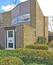 Thumbnail 3 bed end terrace house for sale in Lambardes, New Ash Green, Longfield