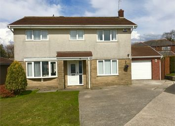 Thumbnail 4 bedroom detached house for sale in Brookfield, Neath Abbey, Neath, West Glamorgan