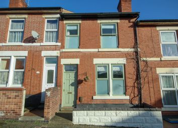 Thumbnail 2 bedroom terraced house for sale in Crown Street, Derby