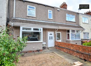 Thumbnail 4 bed terraced house for sale in Ainslie Street, Grimsby