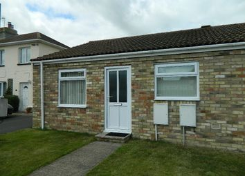 Thumbnail 1 bedroom bungalow to rent in St Michaels Lane, Longstanton