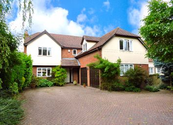 Thumbnail 5 bed detached house for sale in Causeway End, Felsted