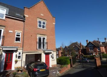 Thumbnail 3 bed town house for sale in St. Katherines Court, Derby