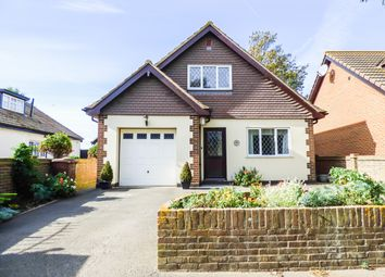 Thumbnail 3 bed detached bungalow for sale in The Street, Upper Stoke, Rochester
