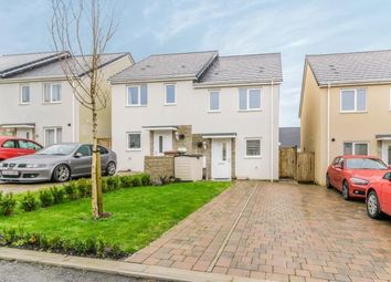 Thumbnail 2 bed semi-detached house for sale in Plymouth, Devon, United Kingdom