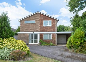 Thumbnail 4 bed detached house for sale in Burnside, Ashtead