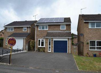 Thumbnail 3 bedroom detached house for sale in Denbigh Road, Langlands, Northampton