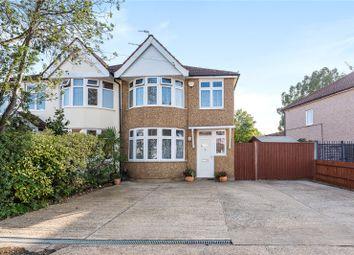 Grosvenor Crescent, Hillingdon, Middlesex UB10. 3 bed semi-detached house