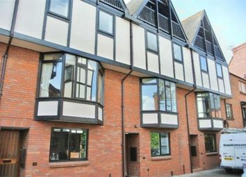Thumbnail 3 bed town house to rent in Lysander Court, Ely Street, Stratford-Upon-Avon