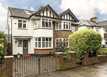 Thumbnail 4 bed semi-detached house for sale in Burtons Road, Hampton Hill, Hampton