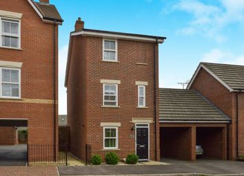Thumbnail 4 bedroom link-detached house for sale in Fletton Dell, Woburn Sands, Milton Keynes