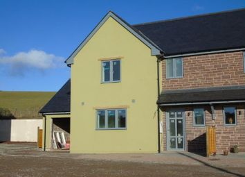 Thumbnail 3 bed semi-detached house for sale in Studland, Welsh Newton, Monmouth