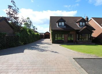 Thumbnail 4 bed detached house for sale in Coates Gardens, Carrickfergus