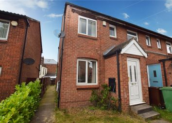 Thumbnail 1 bed end terrace house to rent in Redhall Crescent, Leeds, West Yorkshire