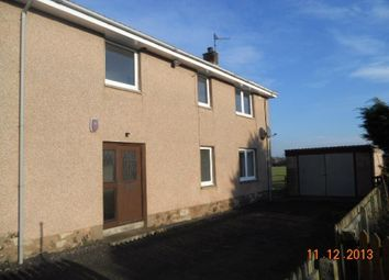 Thumbnail 3 bed semi-detached house to rent in Grueldykes Farm Cottage, Duns, Scottish Borders